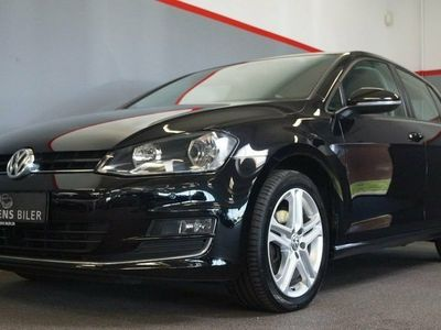 begagnad VW Golf VII 2,0 TDi 150 Highline BMT