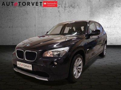 brugt BMW X1 2,0 xDrive18d