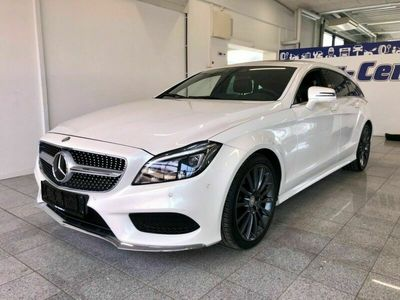 brugt Mercedes CLS350 Shooting Brake 3,0 BlueTEC SB aut.