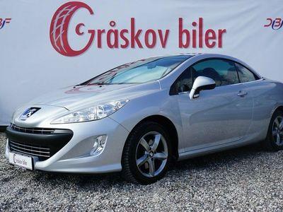 brugt Peugeot 308 CC 1,6 THP 150