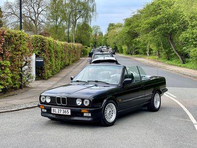 brugt BMW 325 Cabriolet 3 serie E30 i