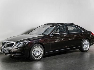 brugt Mercedes S500 4,7 aut. lang