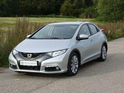 brugt Honda Civic 1,6 i-DTEC Sport