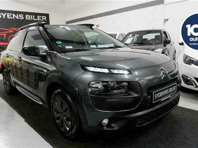brugt Citroën C4 Cactus 1,6 Blue HDi Feel start/stop 100HK 5d