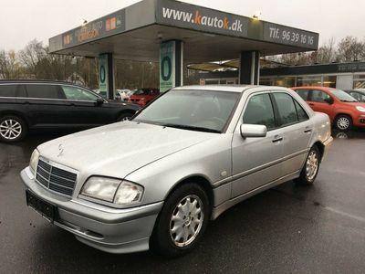 brugt Mercedes C180 1,8 Elegance aut.