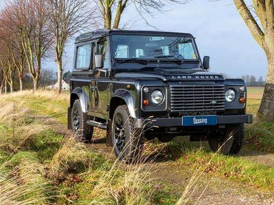 """brugt Land Rover Defender 2,4 TD4 90"""" SW SE Van"""