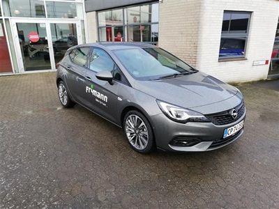 brugt Opel Astra 4 Turbo Ultimate 145HK 5d