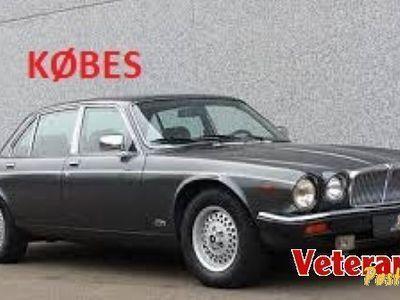 brugt Jaguar XJ6 eller XJ12 købes