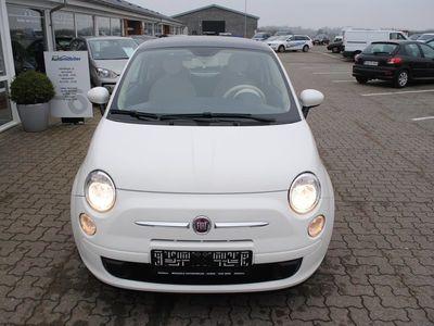 brugt Fiat 500 1,2 Lounge