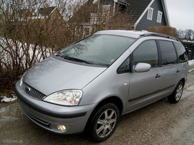 brugt Ford Galaxy 2,3 Trend 140HK