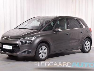 brugt Citroën C4 Picasso 1,6 Blue HDi Intensive EAT6 start/stop 120HK