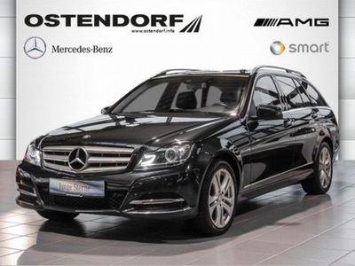 gebraucht Mercedes C200 CDI 204