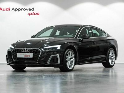 brugt Audi A5 Sportback 40 TFSi S-line+ S-tr.