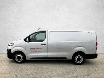brugt Citroën Jumpy L3 2,0 Blue HDi Proffline 122HK Van 6g