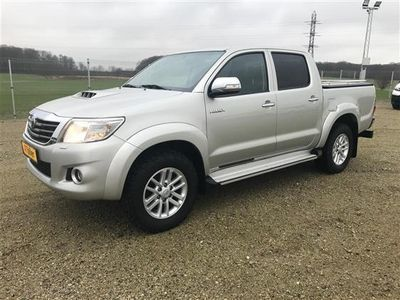 brugt Toyota HiLux 2.5 D-4D High power 4WD Double Cab T4 Standard