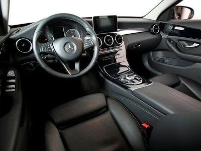 brugt Mercedes C220 d 2,2 AMG Line st.car aut.