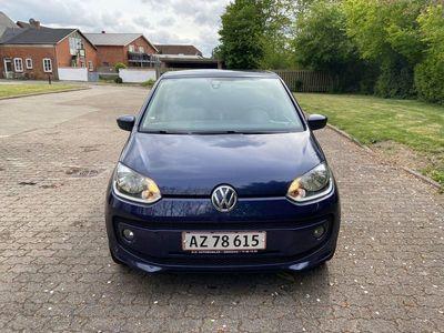 brugt VW up! 1.0 MPI BMT 75 ASG5