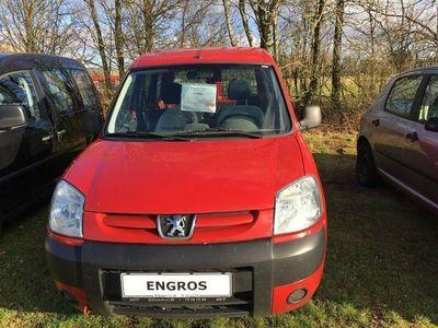 brugt Peugeot Partner 1,6 HDI 90HK Van