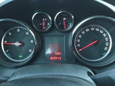 used Opel Astra Sports Tourer 1,7 CDTI DPF Sport 125HK Stc 6g