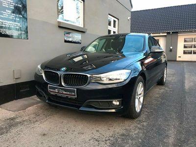 usado BMW 320 Gran Turismo d 2,0 aut.