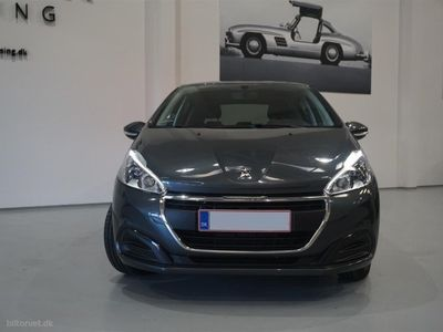 used Peugeot 208 1,6 BlueHDi Spirit Comfort 100HK 5d