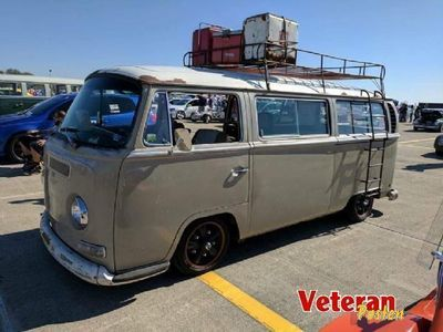 used VW T2 Early bay ( rugbrød ).