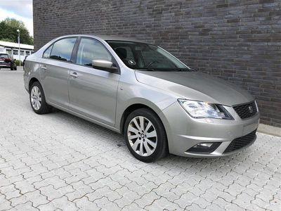 brugt Seat Toledo 1,2 TSI Ecomotive Style Start/Stop 105HK 5d 6g