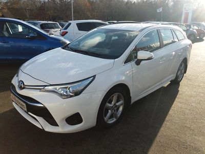 brugt Toyota Avensis Touring Sports 1,6 D-4D T1 112HK Stc 6g A+