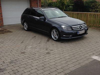 brugt Mercedes C200 CDI H2S1M0