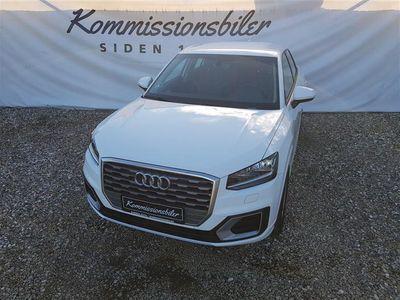 brugt Audi Q2 1,0 TFSI Sport 116HK 5d 6g