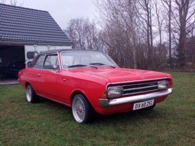 brugt Opel Rekord Opel Rekord
