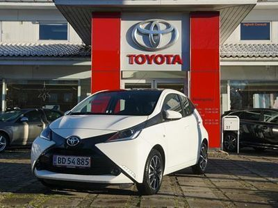 brugt Toyota Aygo 1,0 VVT-I X-pression 69HK 5d