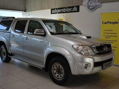 brugt Toyota HiLux 3,0 D-4D Db.Cab 4x4 Adventure aut.