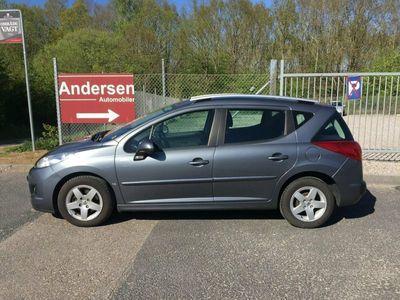 gebraucht Peugeot 207 1,4 VTi Comfort+ SW