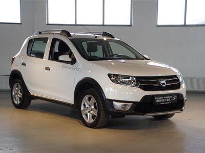 gebraucht Dacia Sandero 1,5 DCi Stepway Prestige Start/Stop 90HK 5d