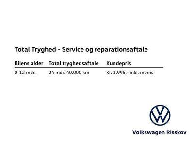 brugt VW T-Cross - 1,6 TDi 95 Life