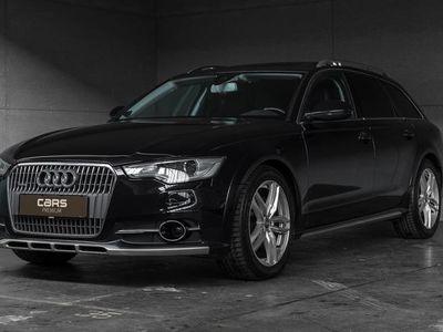brugt Audi A6 Allroad 3,0 TDI Quat S Tron 245HK Stc 7g Aut.