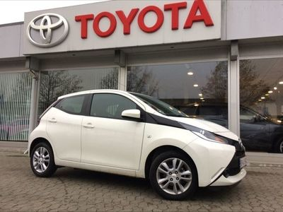 brugt Toyota Aygo 1,0 VVT-I x-play x-touch 69HK 5d