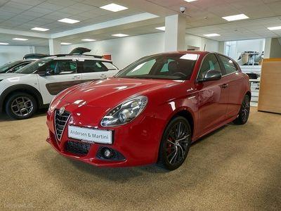 käytetty Alfa Romeo Giulietta 2,0 JTDM Super TCT 175HK 5d 6g Aut.