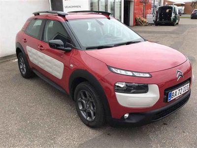 brugt Citroën C4 Cactus - 1,6 Blue HDi Feel Complet start/stop 100HK 5d