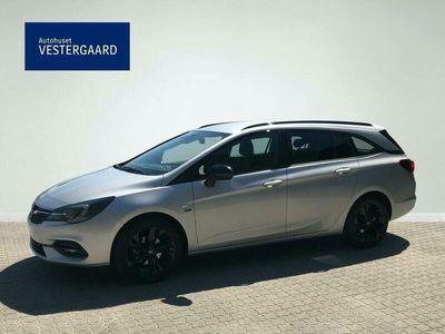 brugt Opel Astra Sports Tourer 1,5 Turbo CityLine 105HK Stc 6g