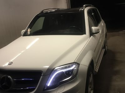 brugt Mercedes GLK220 CDI BlueEFFICIENCY SUV 7G-TRONIC PLUS