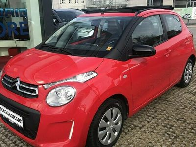 brugt Citroën C1 10 VTi Feel Airscape start/stop 68HK 5d