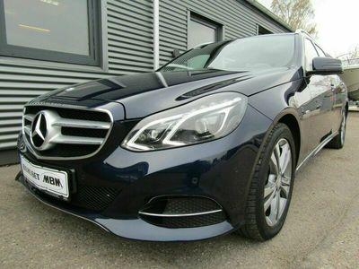 brugt Mercedes E200 2 BlueTEC Edition E stc. aut.