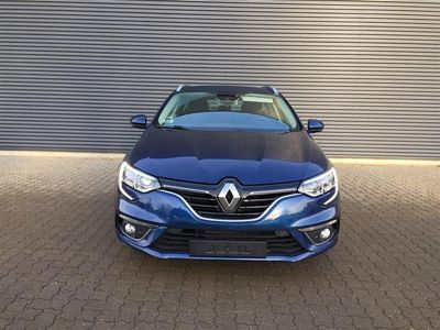 brugt Renault Mégane Sport Tourer 1,2 TCE Zen 100HK Stc 6g