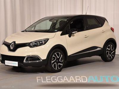 brugt Renault Captur 1,2 TCE Dynamique 120HK 5d 6g