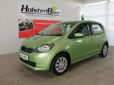 käytetty Skoda Citigo 1,0 75 Ambition GreenTec