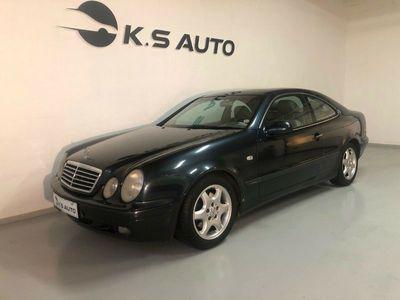 brugt Mercedes CLK320 3,2 Elegance aut.