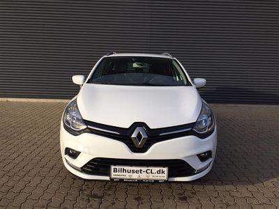 brugt Renault Clio Sport Tourer 1,5 Energy DCI Zen 90HK Stc