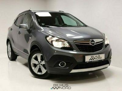 brugt Opel Mokka 1,7 CDTi 130 Enjoy eco 5d